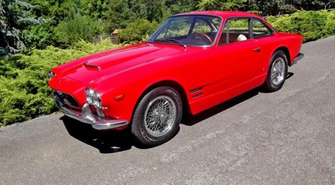 1964 Maserati Sebring GTIS