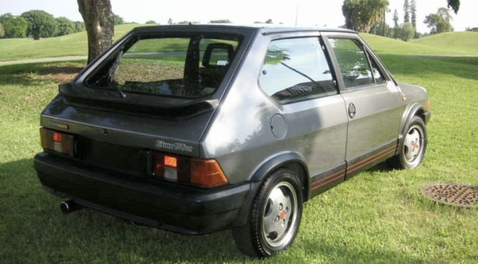 1983 Fiat Ritmo Abarth 130TC – REVISIT
