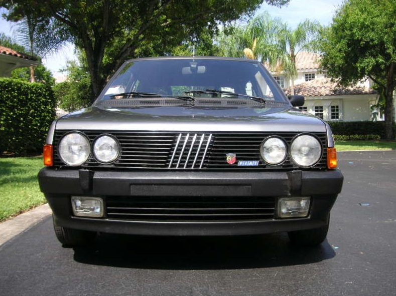 1983 fiat ritmo abarth 130tc revisit classic italian cars for sale. Black Bedroom Furniture Sets. Home Design Ideas