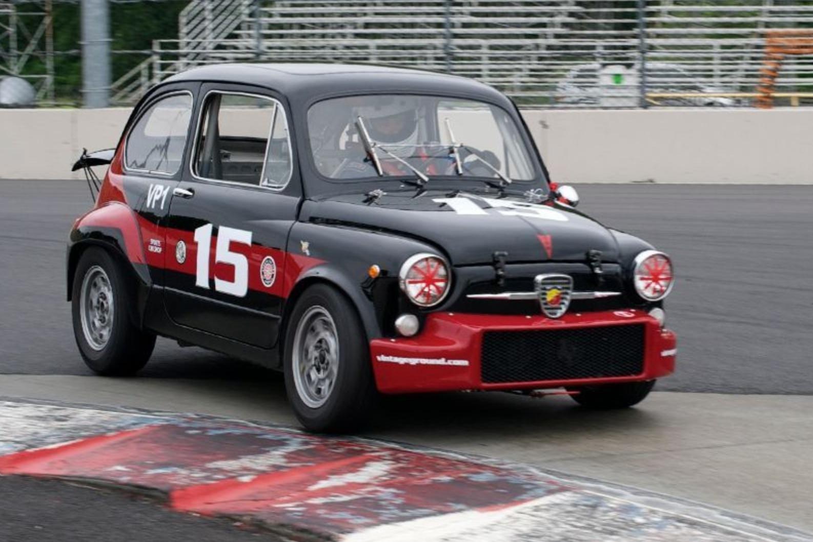 1967 fiat abarth 1000tc recreation classic italian cars for sale. Black Bedroom Furniture Sets. Home Design Ideas