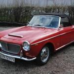 1960 Fiat 1200 Cabriolet