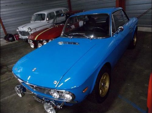 1970 Lancia Fulvia HF 1.6