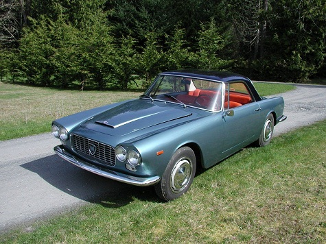 1963 Lancia Flaminia GTL Touring Coupe