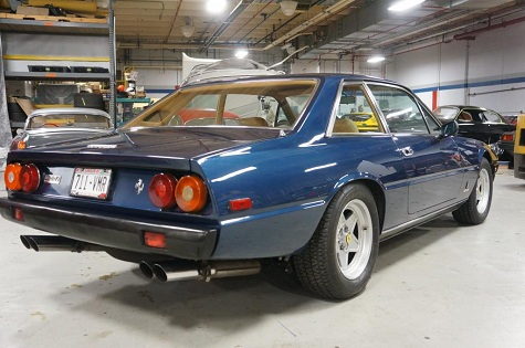 1985 Ferrari 400i 5-speed