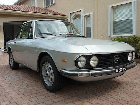 1973 Lancia Fulvia 1.3S