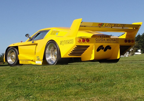 1977 De Tomaso Pantera Group C