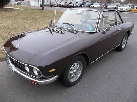 1976 Lancia Fulvia 1.3
