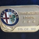 1994 Alfa Romeo Spider Commemorative Edition