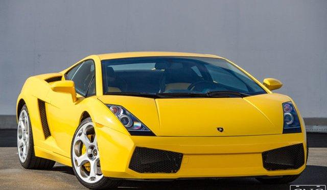 Lamborghini Gallardo Classic Italian Cars For Sale