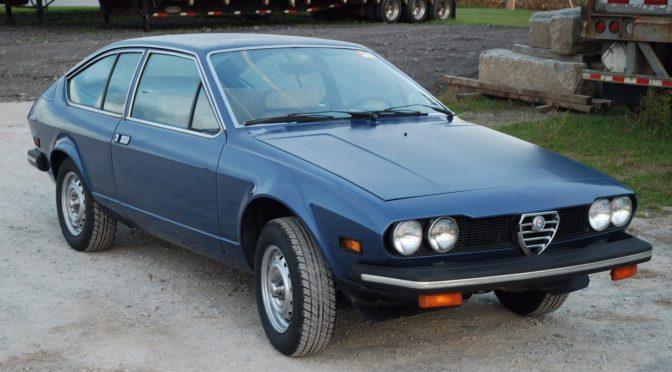 1976 Alfa Romeo Gt Classic Italian Cars For Sale