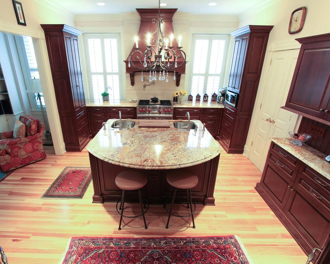 Dining Room Remodel – Richmond, VA