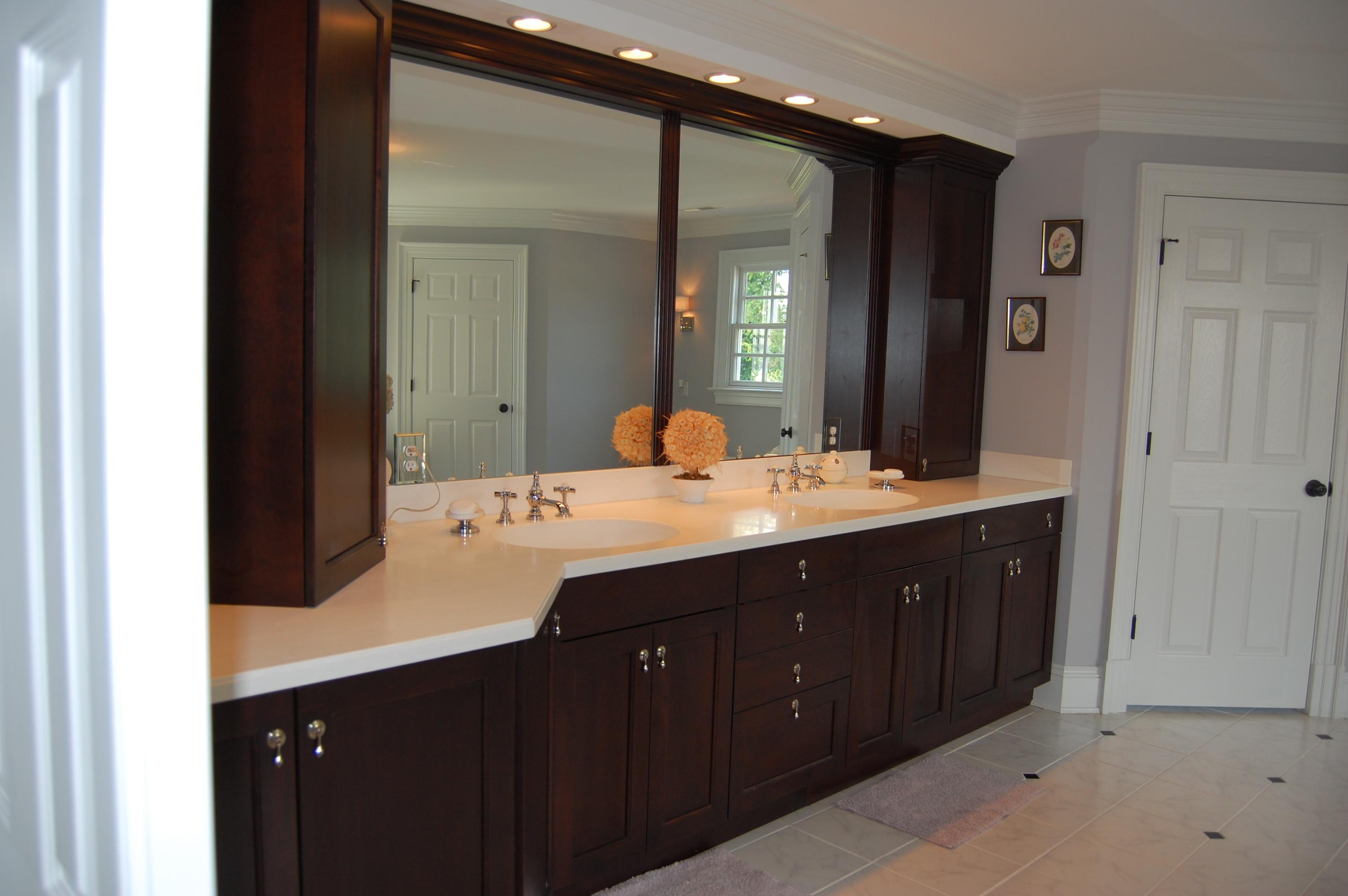 bathroom remodel - richmond, va - classic kitchens of virginia