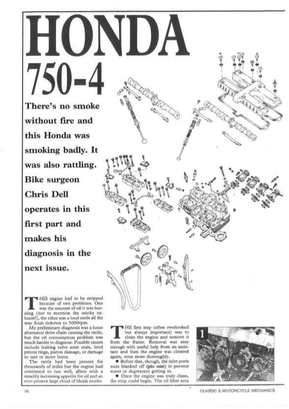 Honda 750-4