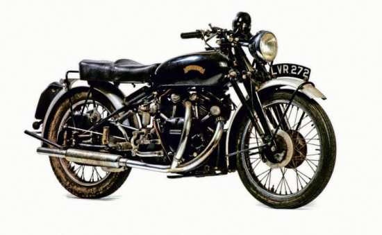 This supremely original 1951 Black Shadow only had four owners from new.