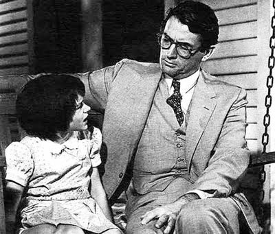 Gregory Peck as Atticus Finch in To Kill a Mockingbird, Classic Movie, Robert Mulligan