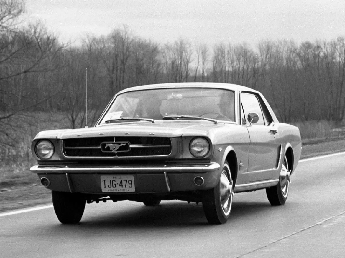 Ford Mustang History