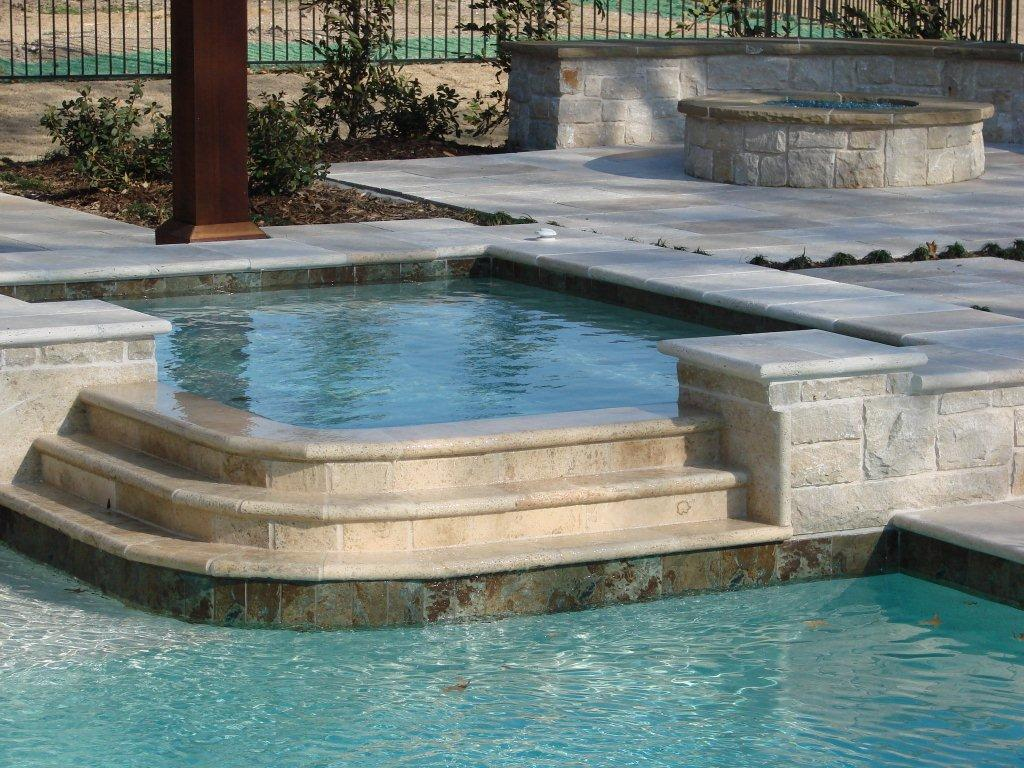 Simple to install interlocking surface and corner system with wide color and thickness variation fits together easily for a naturally random appearance. Classic Pool Tile Swimming Pool Tile Coping Decking Mosaics Depth Markers