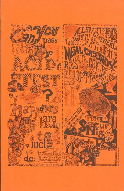 Hartweg Pirate Poster