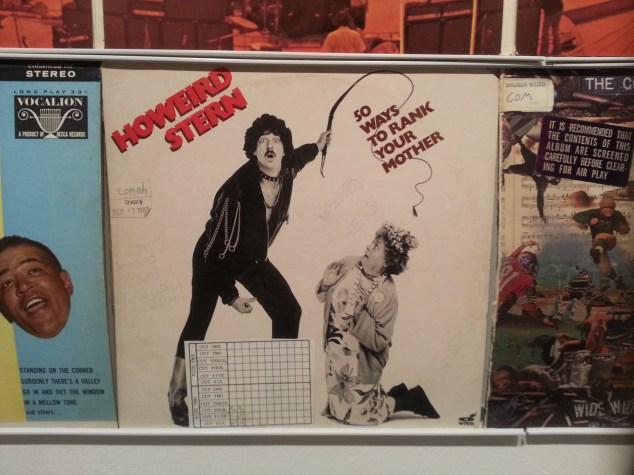 Howard Stern Album