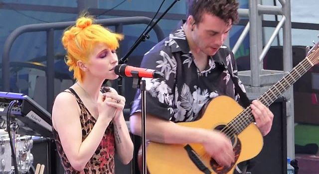 Fueled by Ramen Paramore