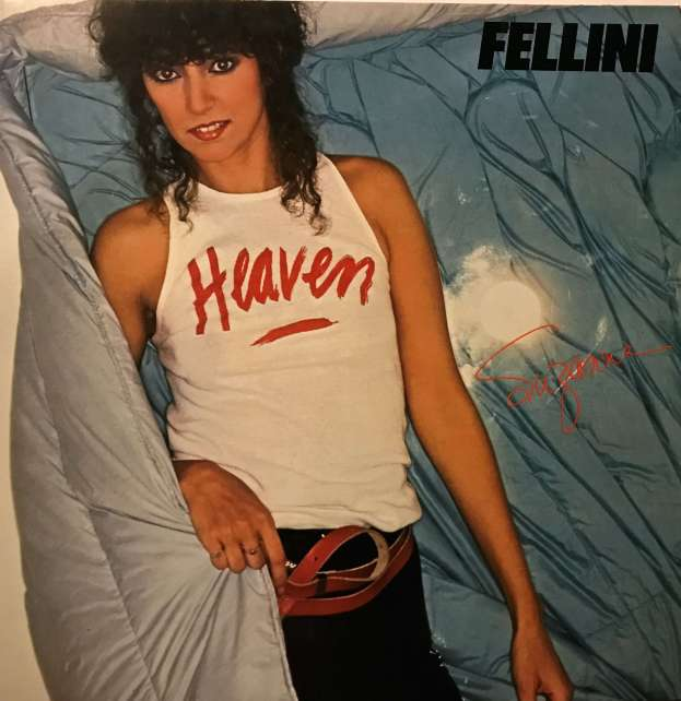 Suzanne Fellini Album Cover