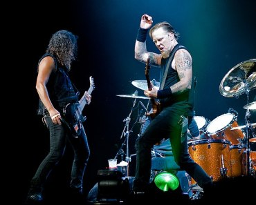 Metallica Songs