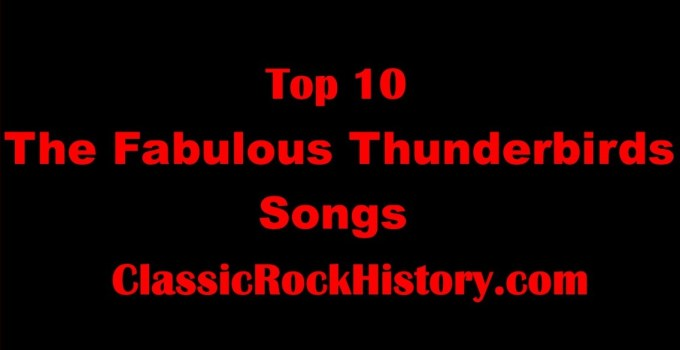 Fabulous Thunderbirds Songs