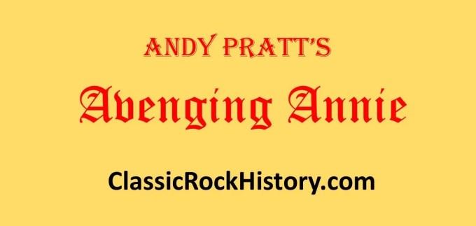 Avenging Annie