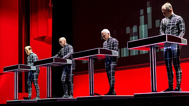 Kraftwerk Songs