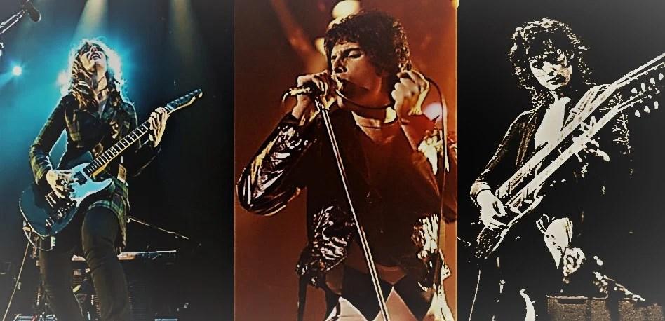 Classic Rock Bands List