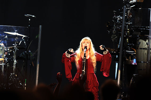 Stevie Nicks Rock and Roll Hall Of Fame