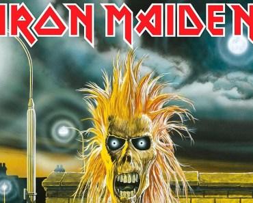 Iron Maiden's Debut Album