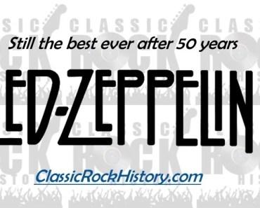 Led Zeppelin 50th