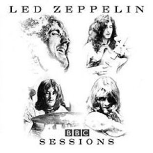 BBC Sessions Led Zeppelin discography