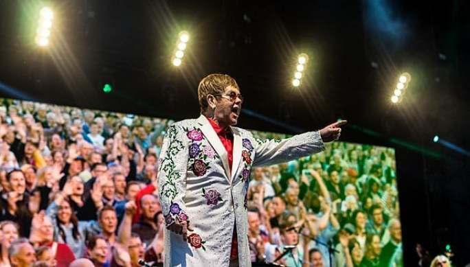 Elton John non-album singles