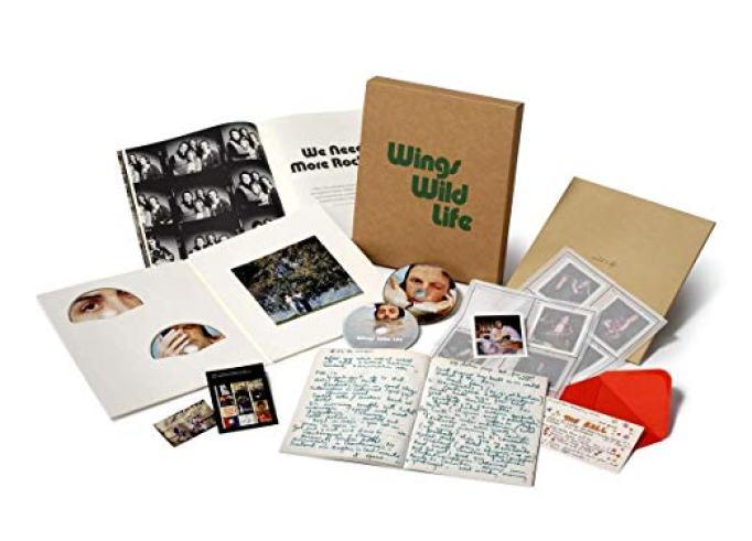 Wild Life Deluxe Box Set