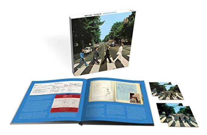 Abbey Road Super Deluxe Box Set, Classic Rock Box Sets Of 2019