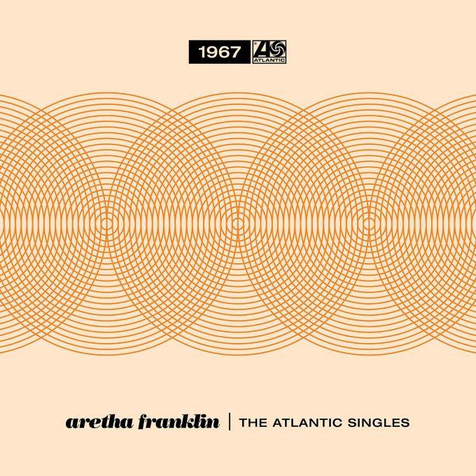 Aretha Franklin 1967 singles box set