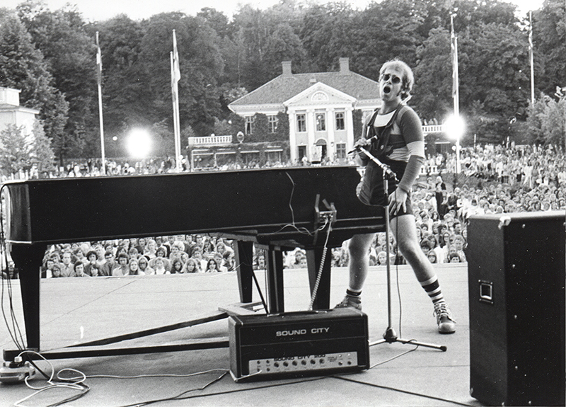 Elton John b sides
