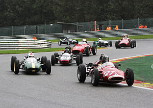 HPGCA Rennfahrzeuge der Historic Grand Prix Cars Association - Bild: Richard Hampson