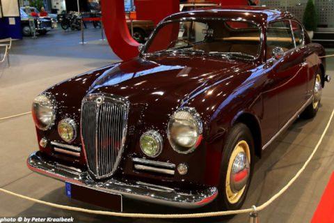 1953 Lancia Aurelia B 20 GT | Foto: Peter Kraaibeek
