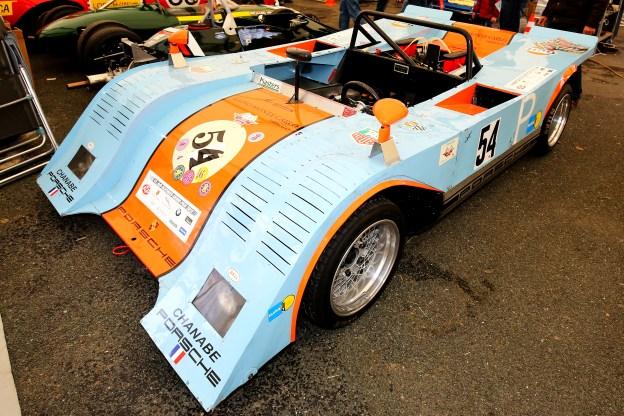 Porsche Chanabe