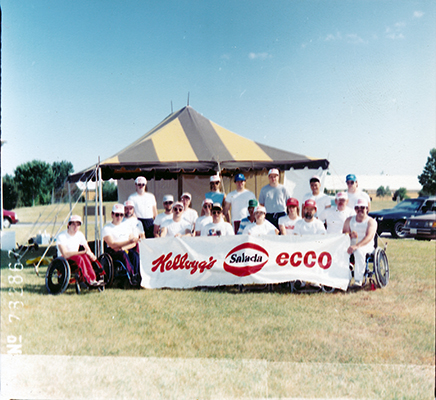 Kellogg's Banner