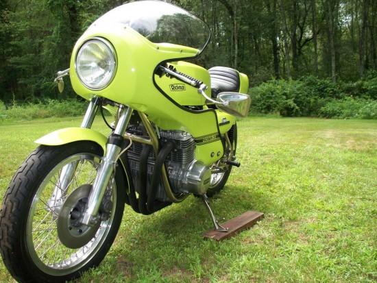 1975 Rickman CR900 L Front
