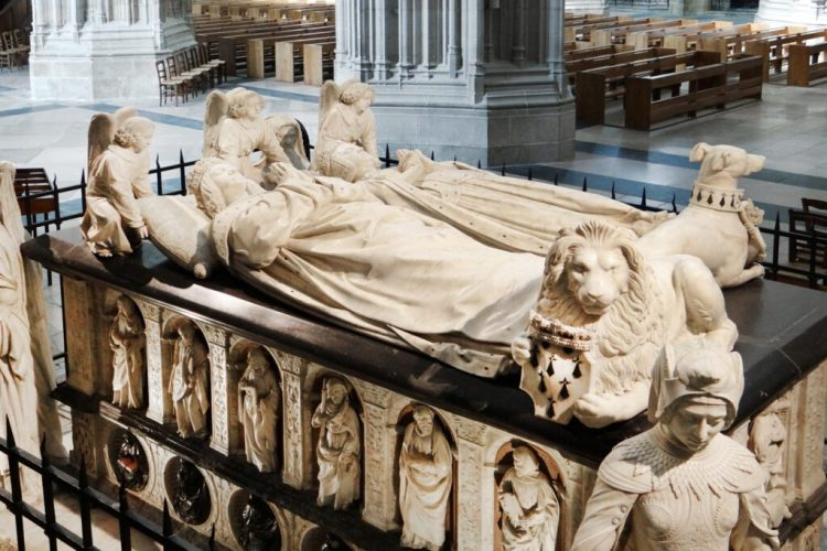 Monumento funebre di Francesco II e Margherita di Foix Archivi - Classicult