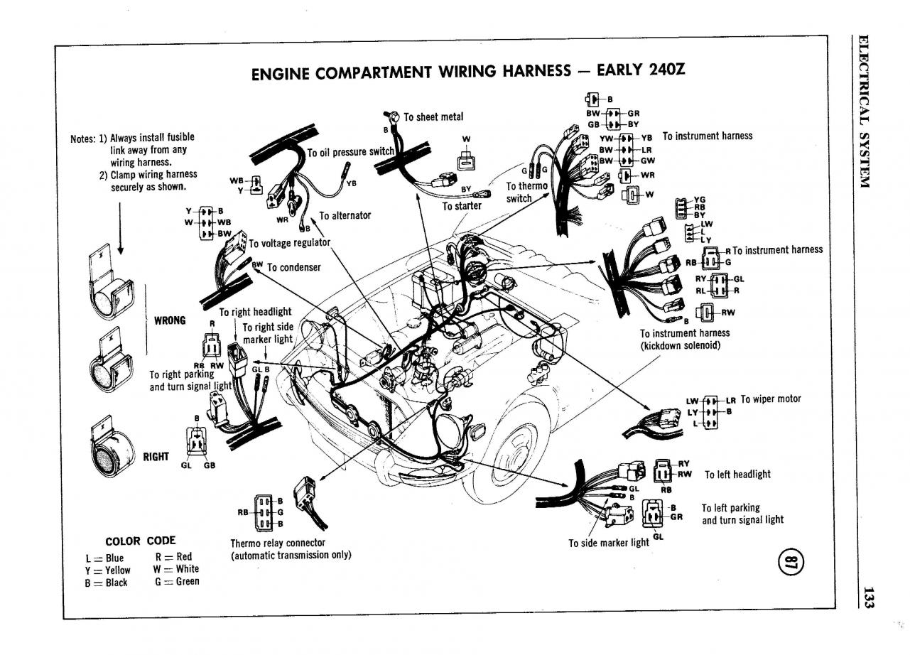 Kenworth Wiring Harnes Adapter