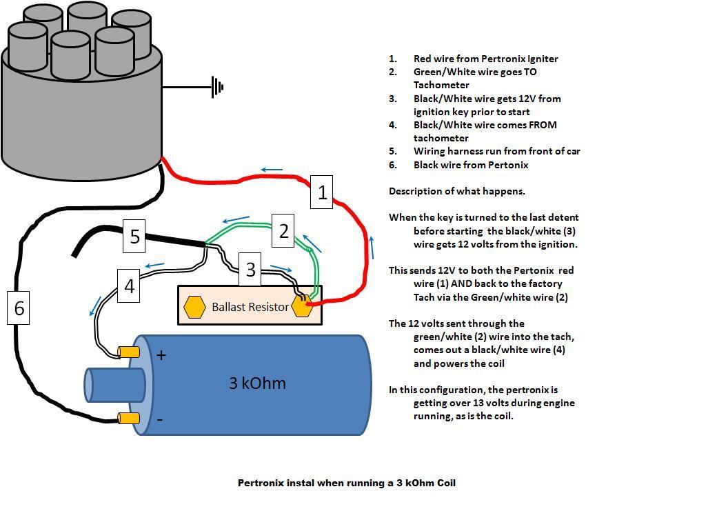 Pertronix Ignition Distributor Wiring Diagram Free Picture Free ...