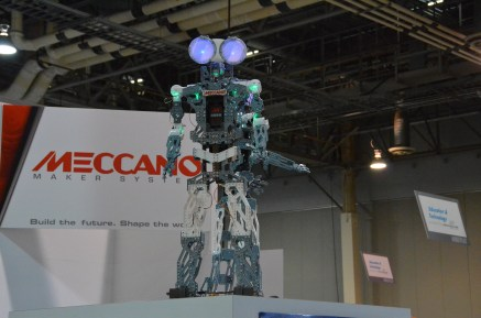 Meccanoid by SpinMaster