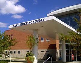 Lake Ridge Academy in North Ridgeville, OH