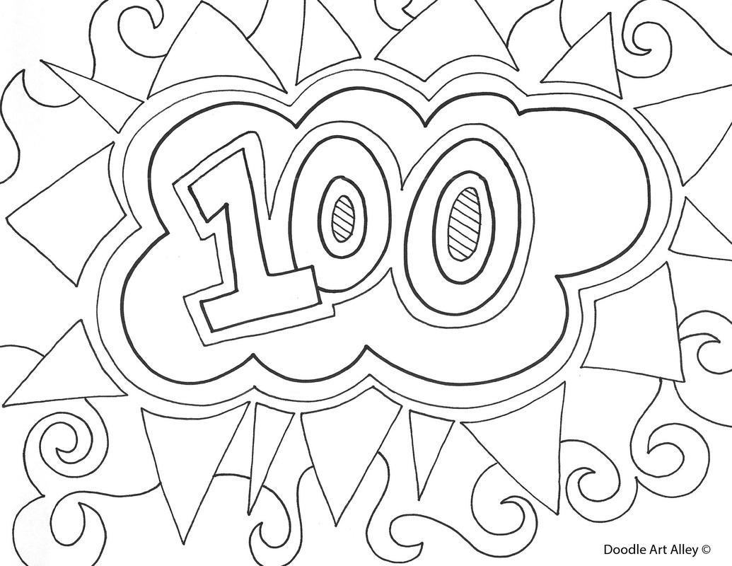 100th Day Of School Celebration